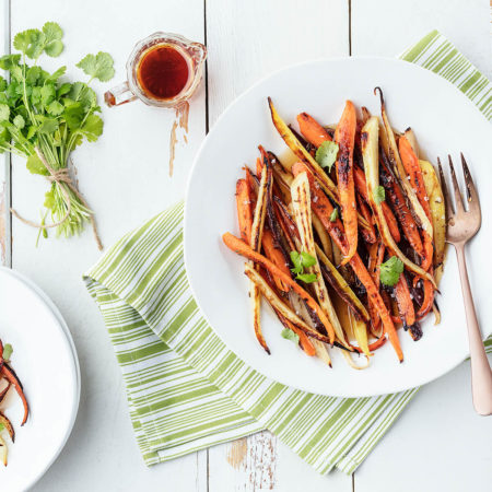 Image of Maple Glazed Carrots